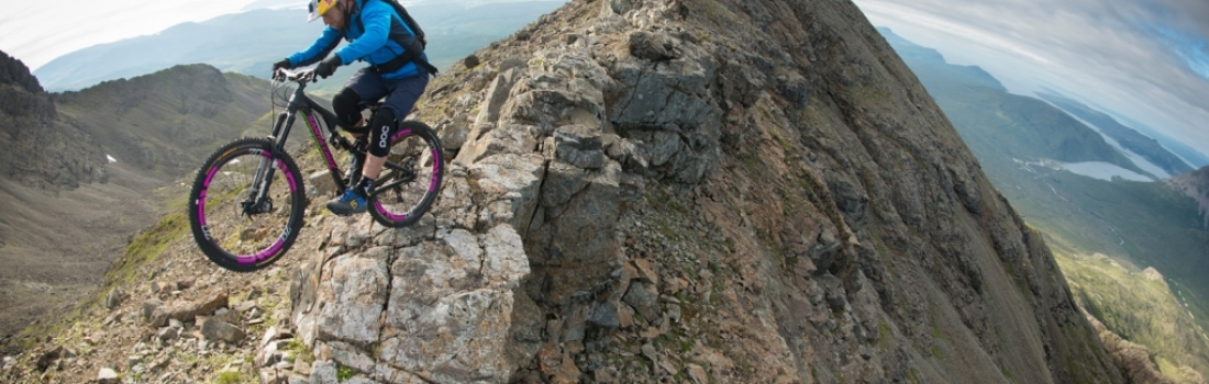 Riding the Ridge with Danny MacAskill